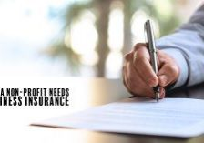 Why a Non-Profit Needs Business Insurance